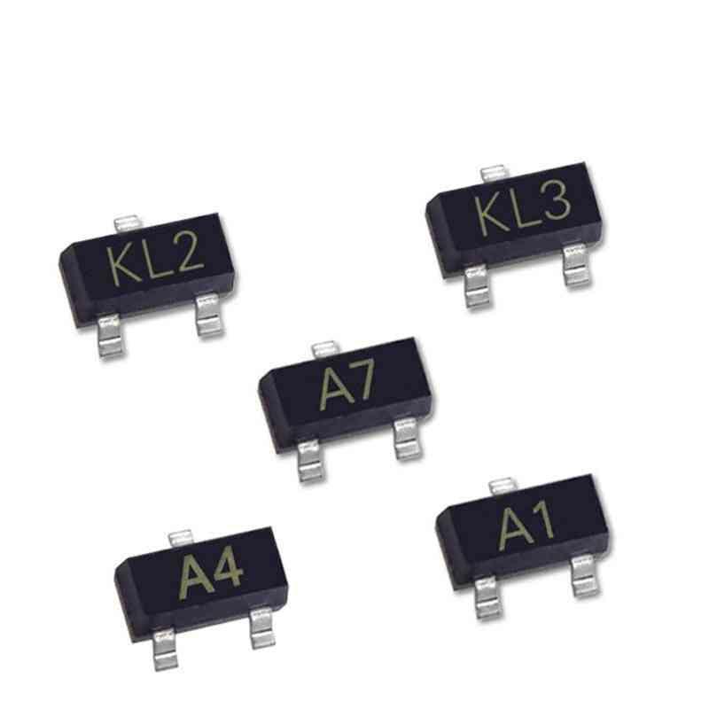 Smd Dual Switching Diode Transistor Bav70lt1g