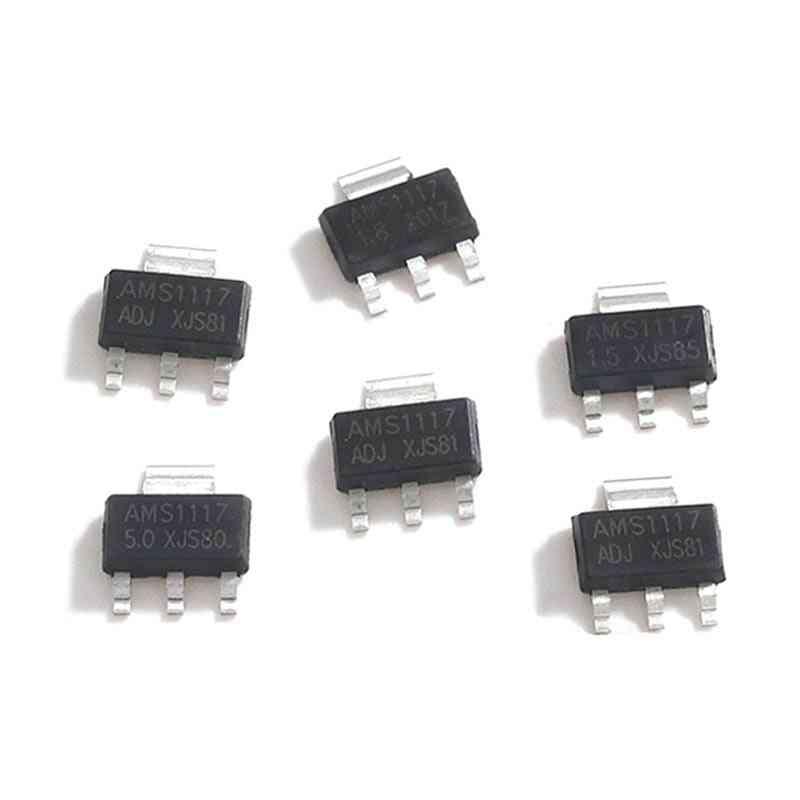 Low Dropout Voltage Regulator Transistor Ams1117