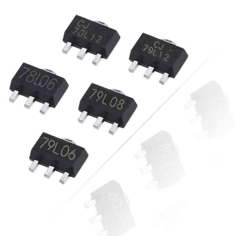 Positive Voltage Regulator Triode Transistor Sot