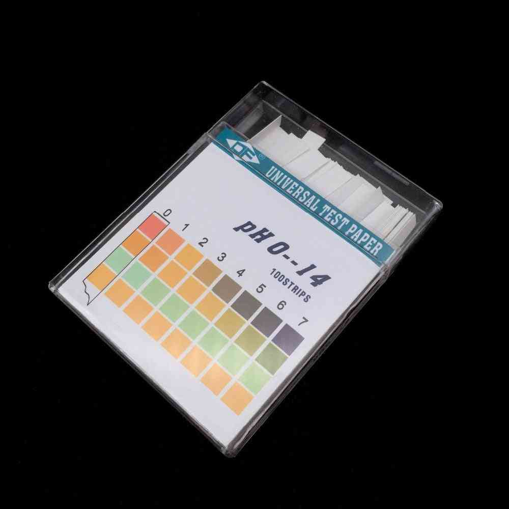 Universal Alkaline Acid Indicator Test Strips Litmus Paper