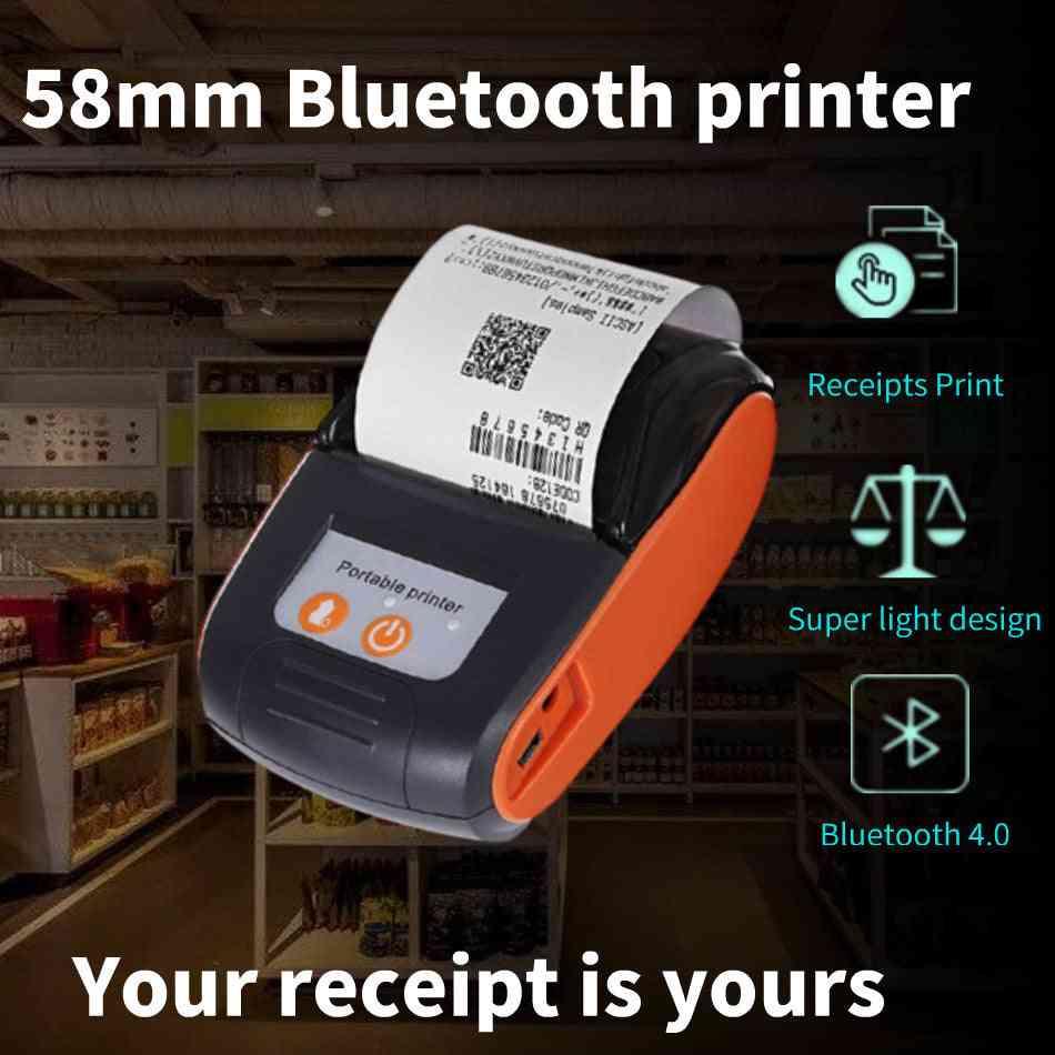Mini Wireless Notes Phone Printer
