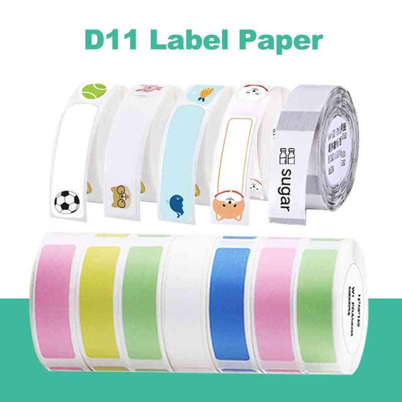 Mini Label Printer Paper
