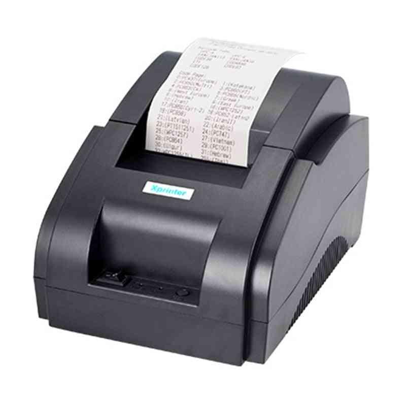 Bill Machine Ticket Printer