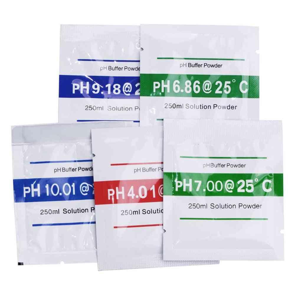 Ph Buffer Powder Measure Calibration Solution..