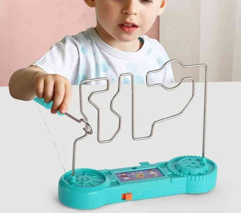Education Electric Touch Maze Game