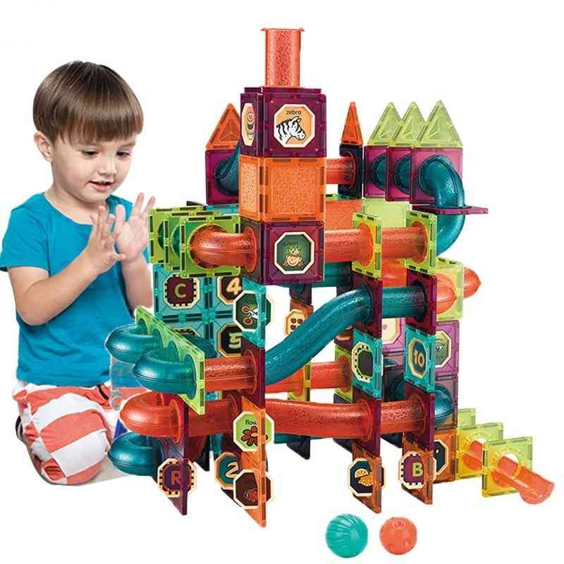 Creative Magnetic Building Block Toy