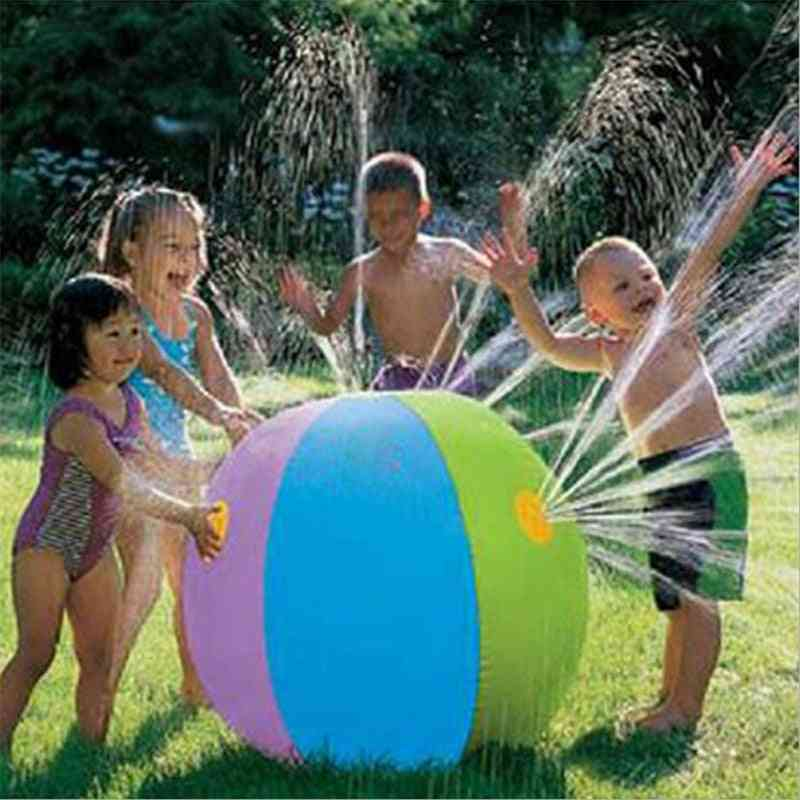 Funny Inflatable Spray Water Ball