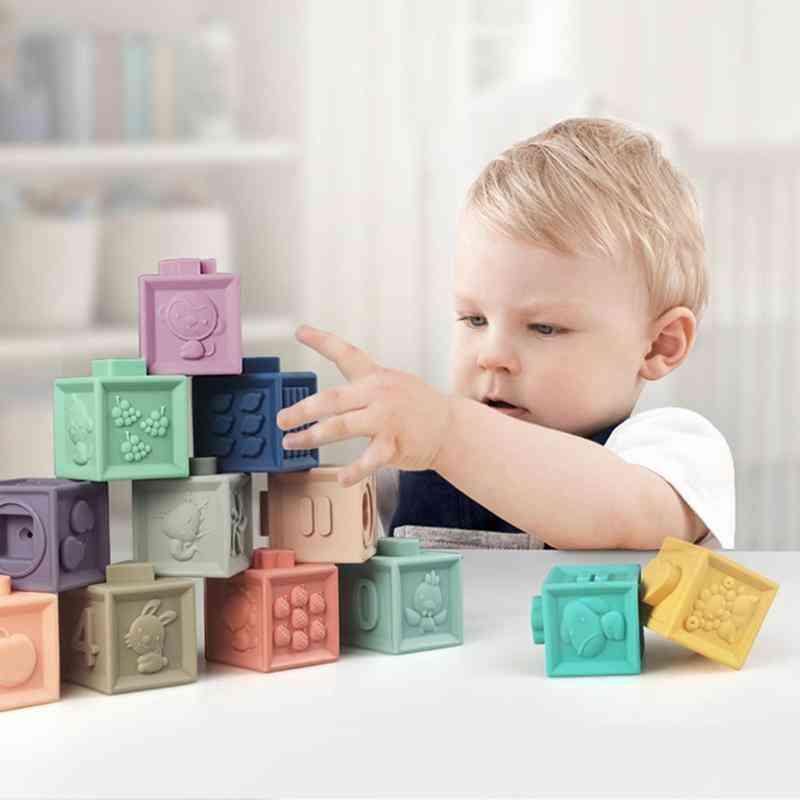 Grasp Toy Kids Building Blocks
