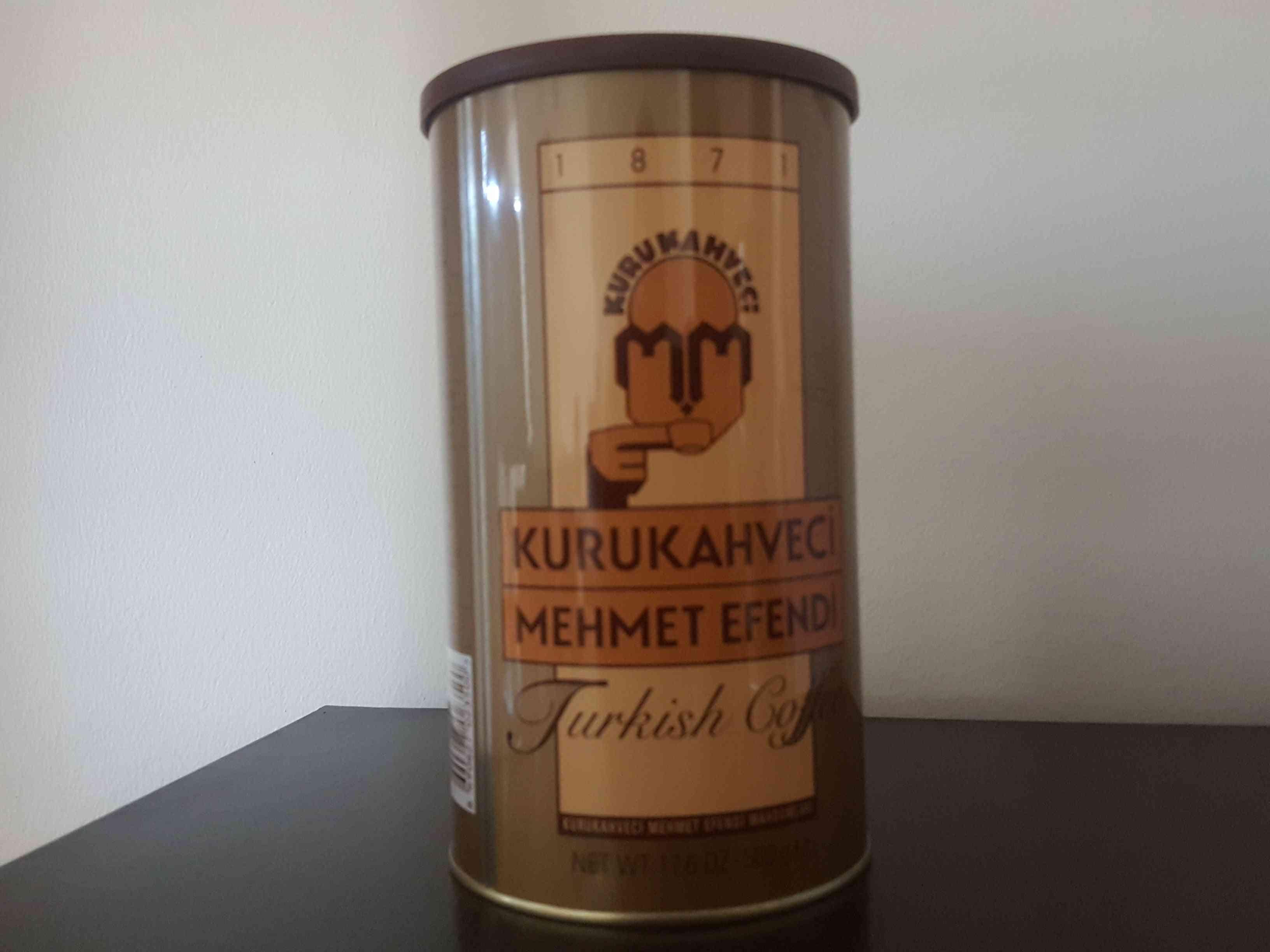 Freshly Ground Turkish Coffee Arabice Type..