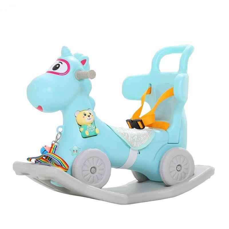 Unicorn Rocking Horse For