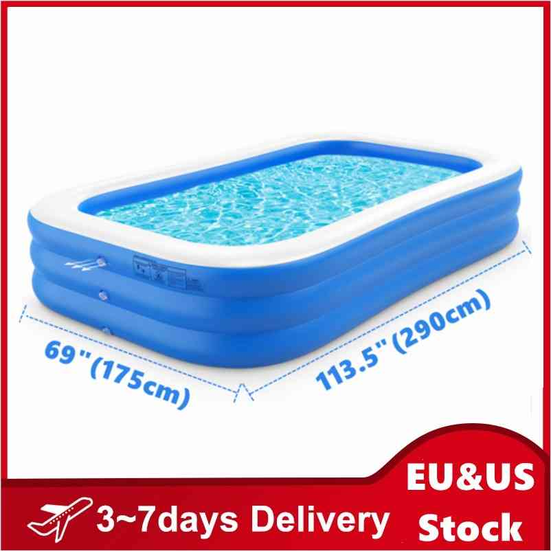 Large Swimming Pools For Family Adult Kid