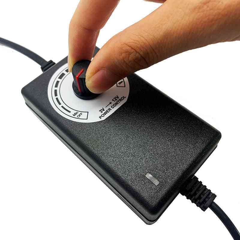 Changeable Power Supply With 6 Output Ports