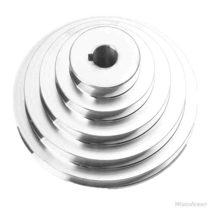Aluminum A Type 5 Step Pagoda Pulley Wheel