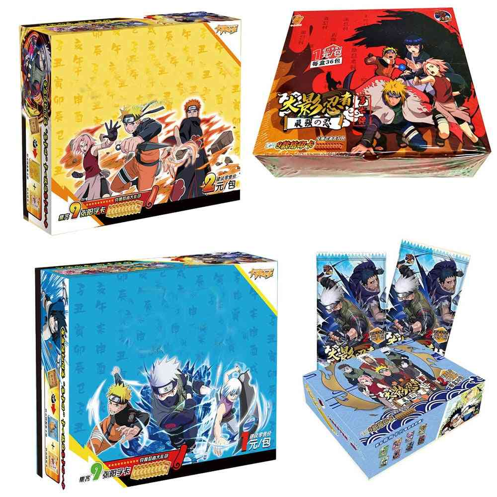 Movie Game Card Japanese Anime Cartoon Hokage Collection Ssp Card Kids