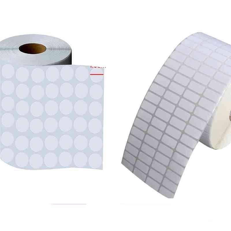 Diamond Classification Storage Boxes Distinguish Label Sticker