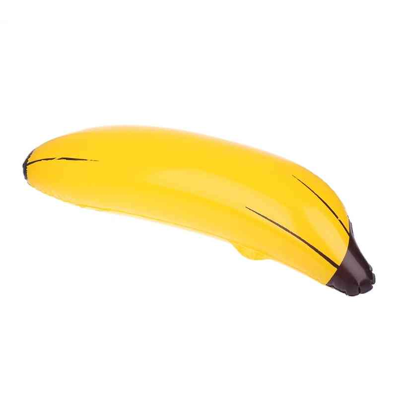 Inflatable Big Banana Blow Up Pool Water Toy