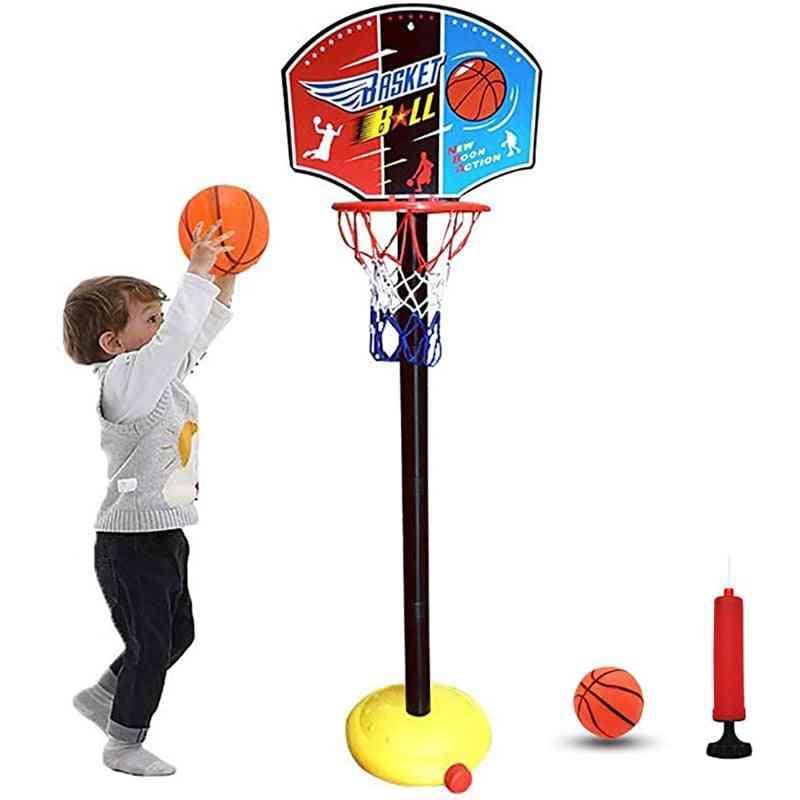 Backdrop Basket Ball Hoop Rack Stand