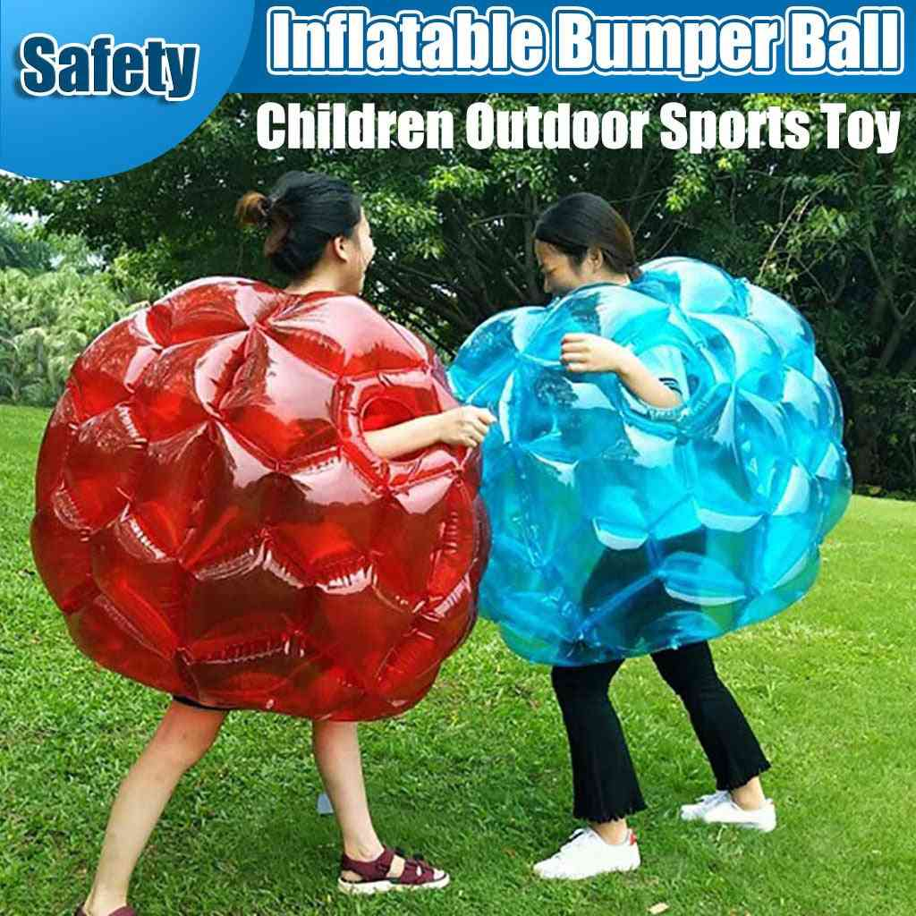 Inflatable Bumper Ball Outdoor Sports Game For Kids Adults