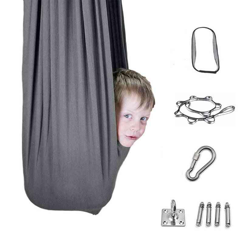 Kids Adult Cotton Outdoor Indoor Swing