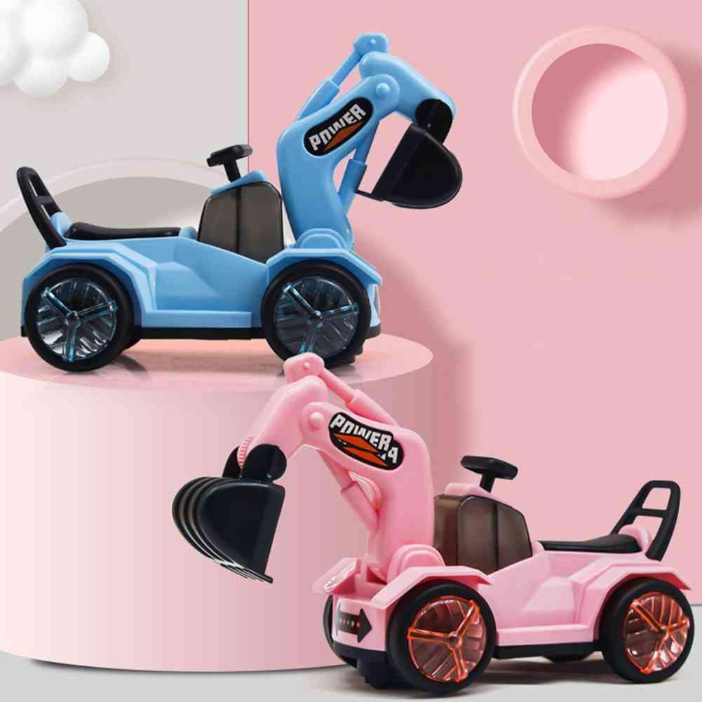 Hook Machine Engineering Vehicle Car Kids Classic