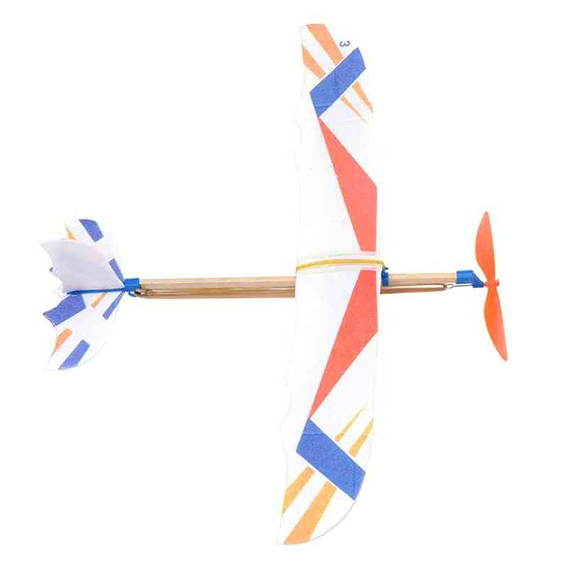 Flying Glider Planes Elastic Flying Airplane Plane For