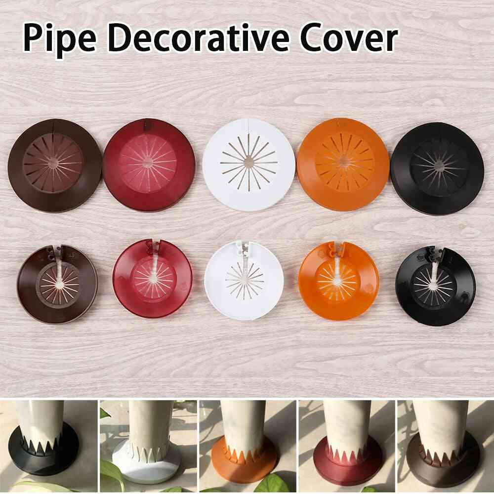 Plastic Wall Hole Duct Cover Shower