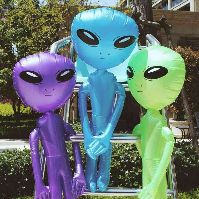 Inflatable Alien Toy