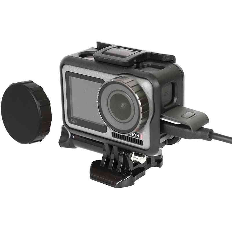 Action Camera Cage Protective Case Mount