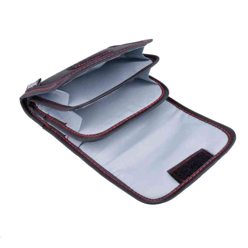Pockets Lens Filter Bag Soft Camera Lens Filter Pouch
