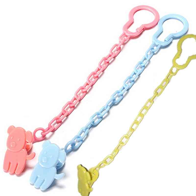 Baby Infant Dummy Pacifier Soother Chain