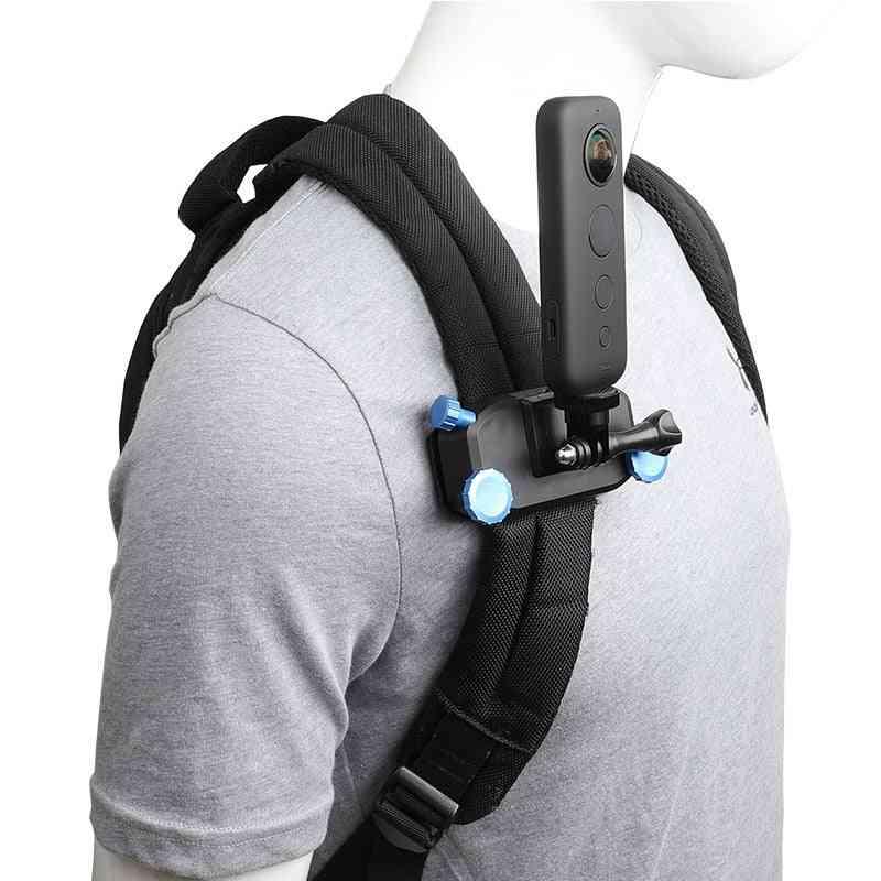 Camera Strap Clamp Belt Holder