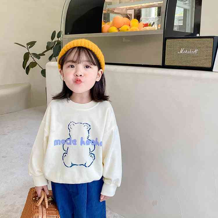 Fashion Cotton Warm Pullovers Casual Long-sleeve Sweatshirts