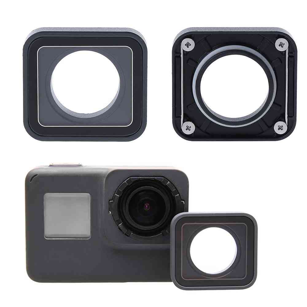 Uv Lens Ring Replacement Protective Repair Case Frame For Gopro Hero