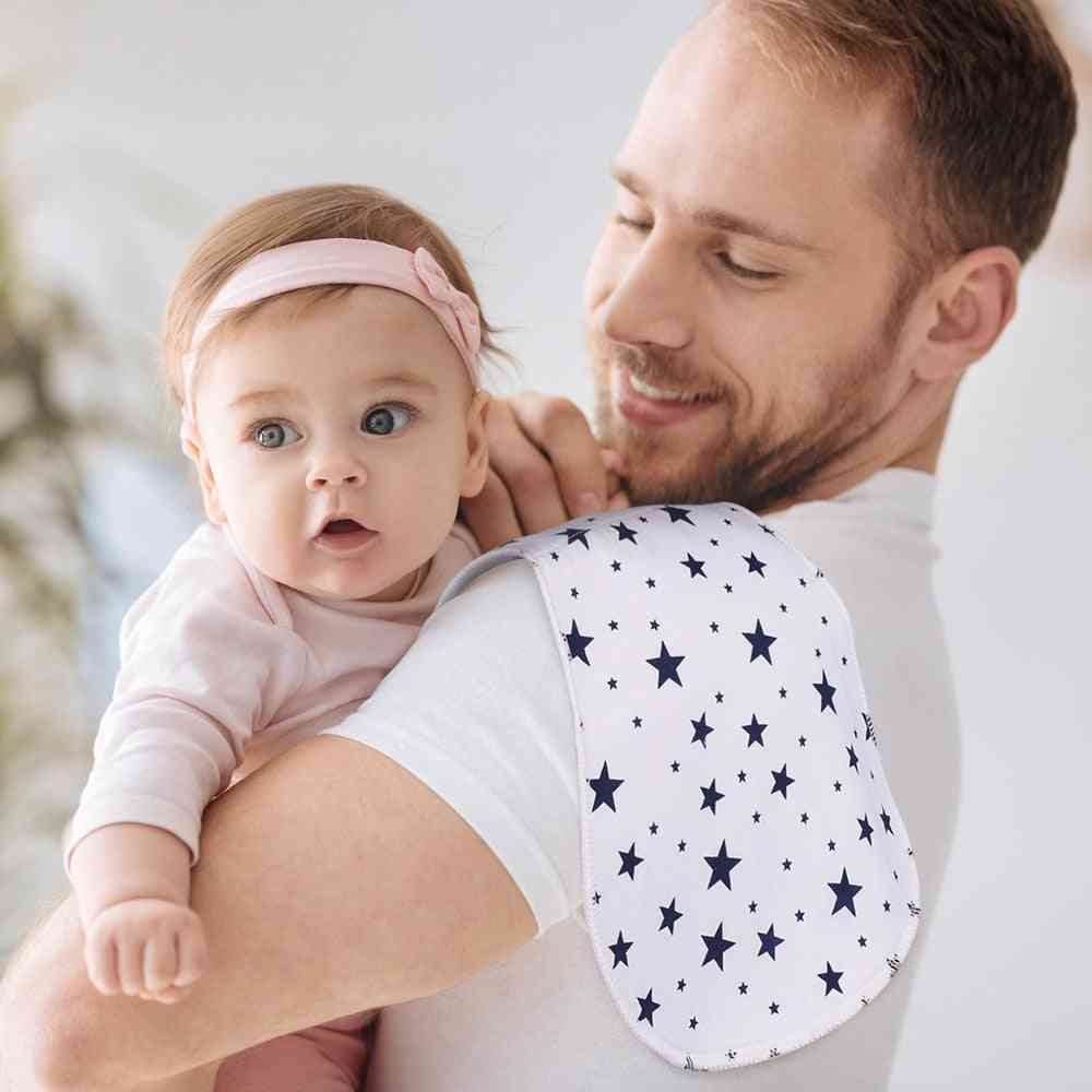 Organic Baby Bibs Burp Cloths