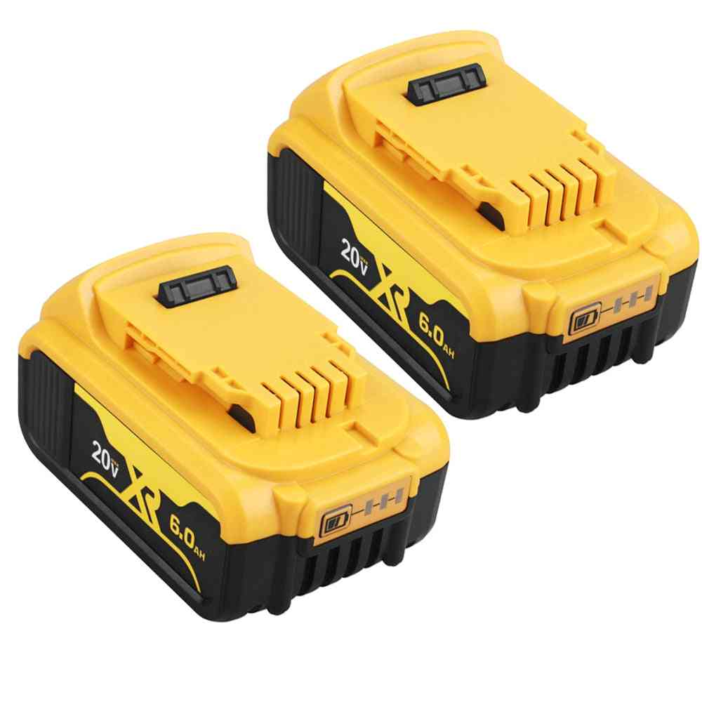 Replacement Li-ion Battery For Dewalt Max