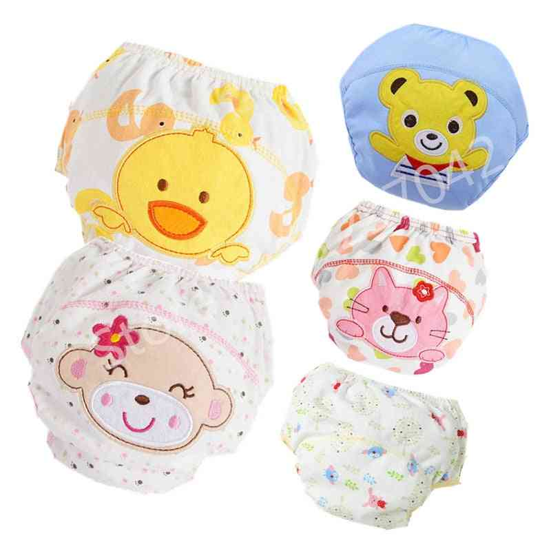 Baby Cotton Training Pants Panties. Baby Diapers