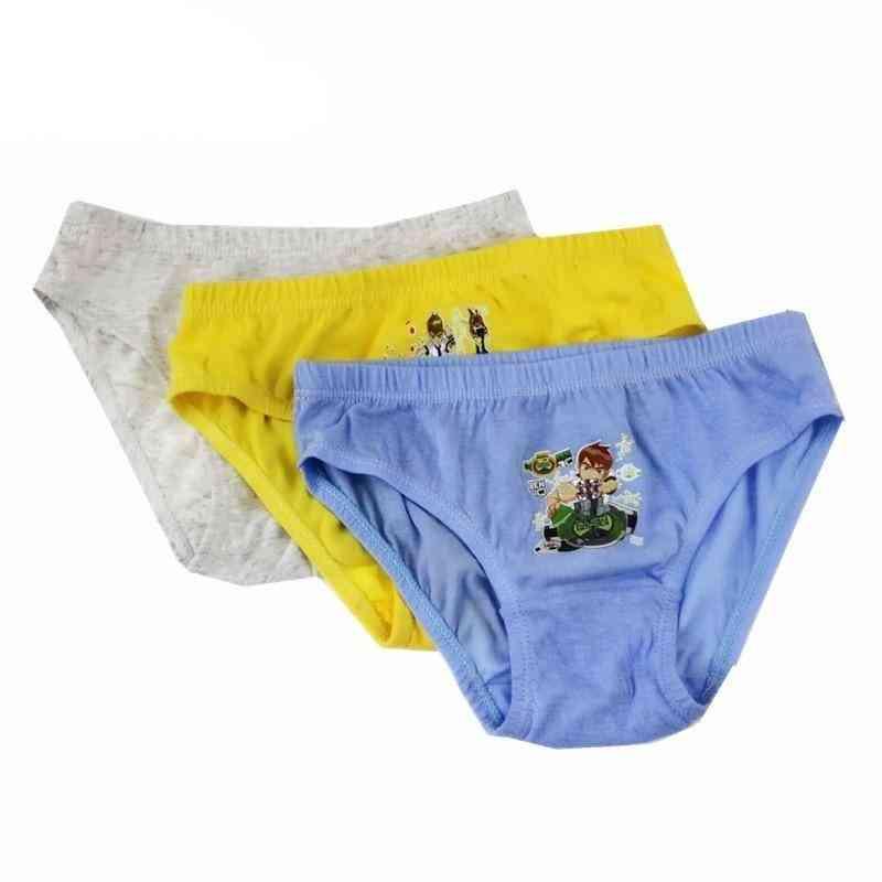 Kids Cotton Underwear Baby Boy's Brief Inner Wear