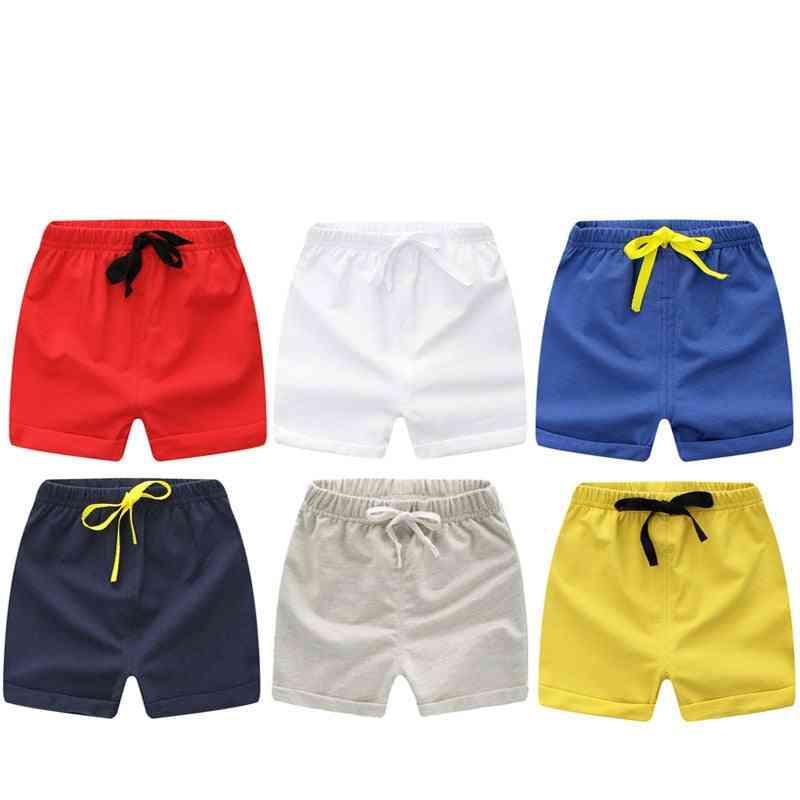 Summer Shorts Cotton Pants