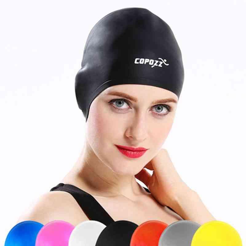 Waterproof Swim Pool Cap