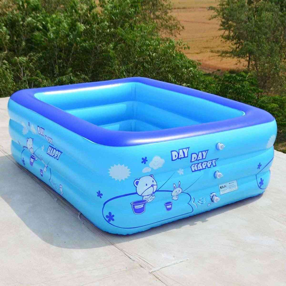Children Inflatable Pool