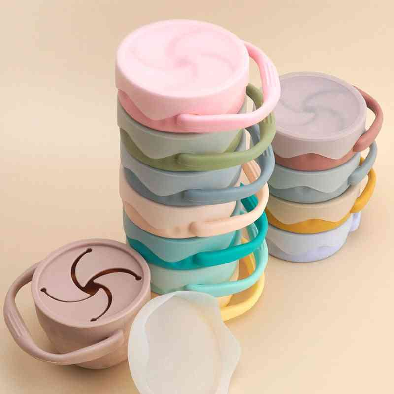 Fashionable Portable Food Cup With Lid
