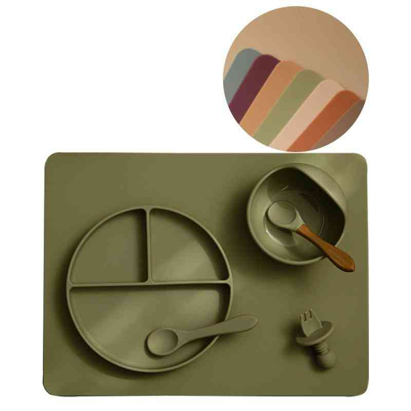 Silicone Heat Resistant Silicone Table Mat