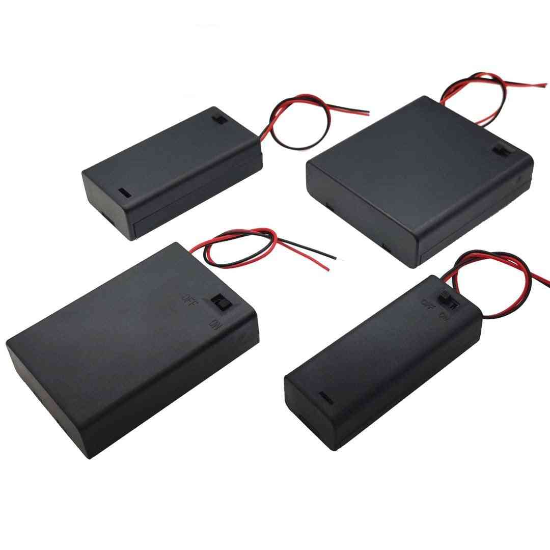 Battery Holder Box  With Switch