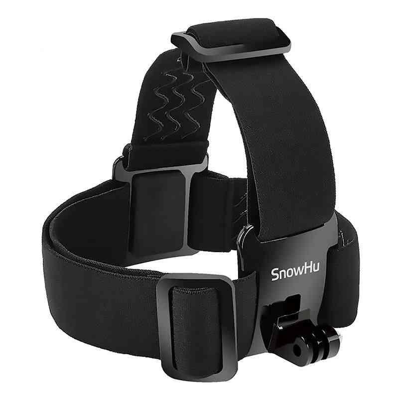 Adjustable Harness Head Strap Mount Belt