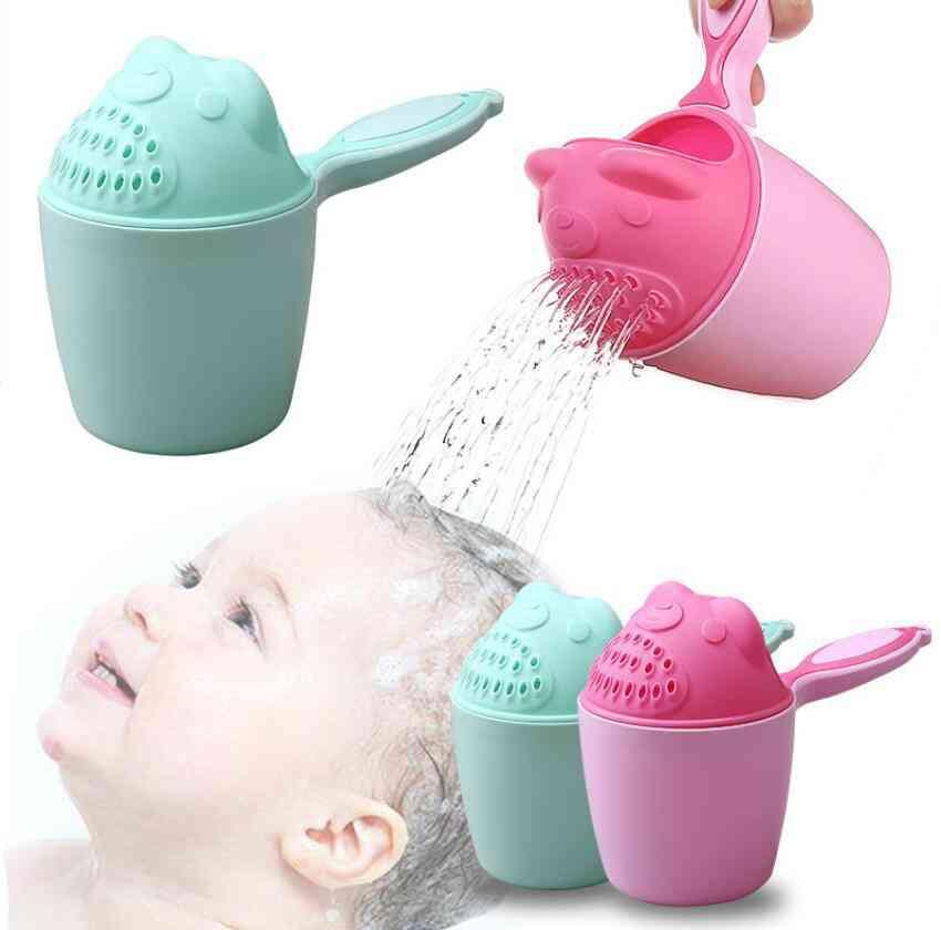 Children Cartoon Cute Hair-cup Shower-spoons Bath-caps