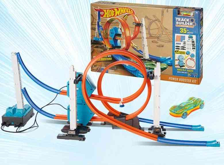Roundabout Track Model Cars