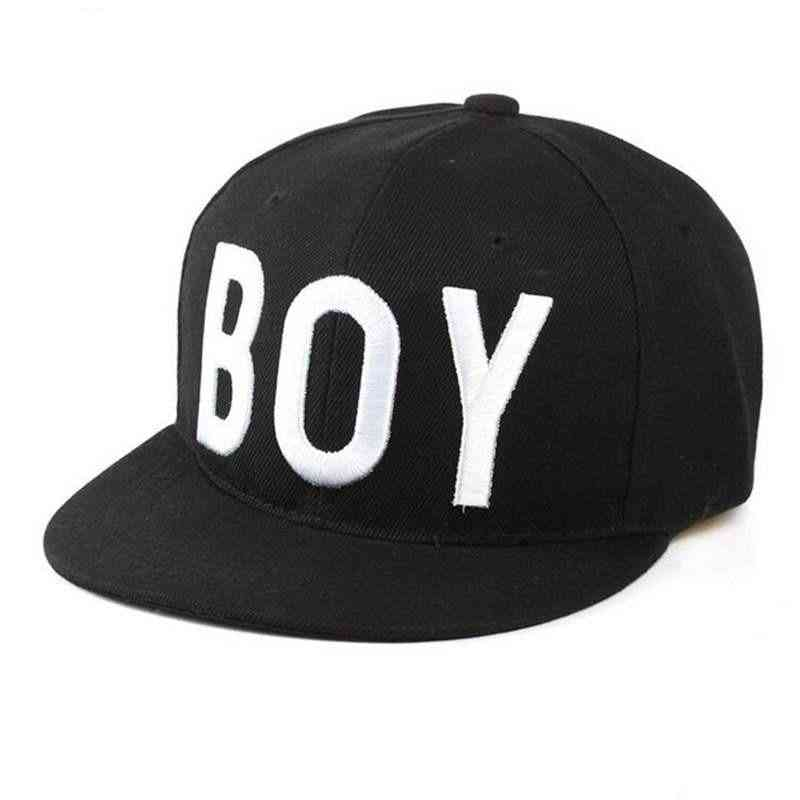 Baby Baseball Cap For Letter Boy Embroidery Hip Hop Cap