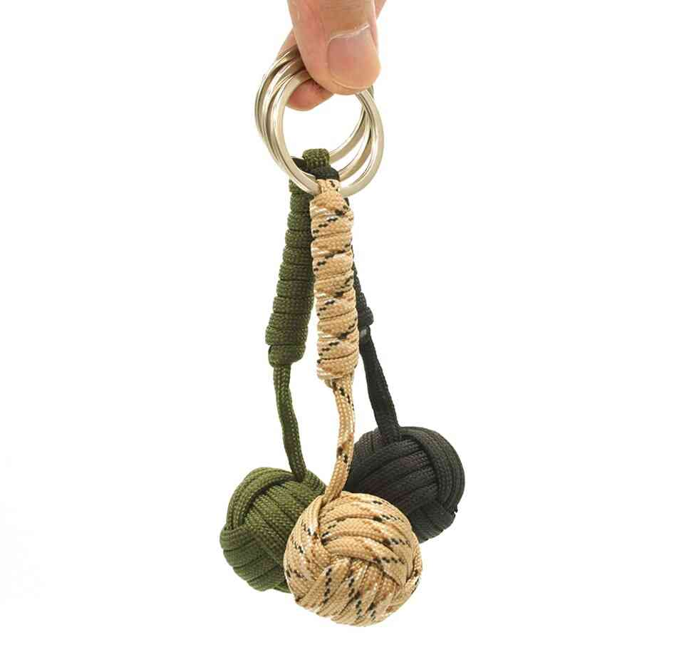 Outdoor Security Protection Key Chain