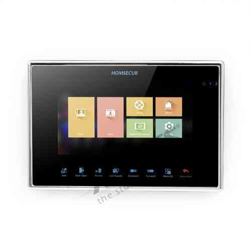 Monitor With Touch Button For Hdk Video Intercom System