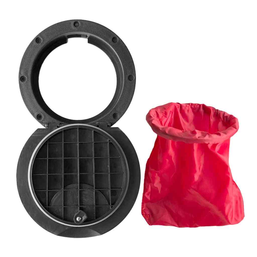 Hatch Cover Deck Plate Kit With Storage Bag For Marine Boat